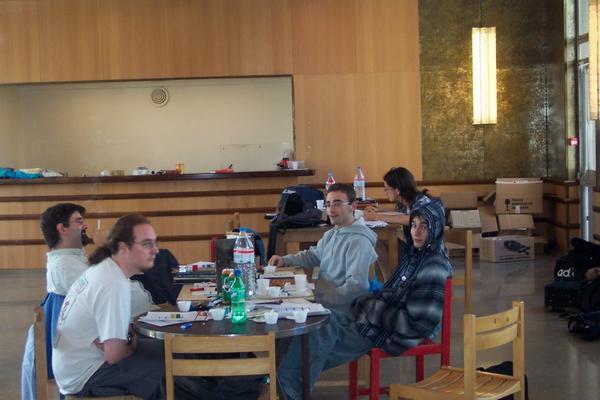 Quelques photos des différentes éditions d la grande rencontre orginisé parles membres des Shadowforums. Un week-end de shadowrun avec des joueurs venu de toute la France.