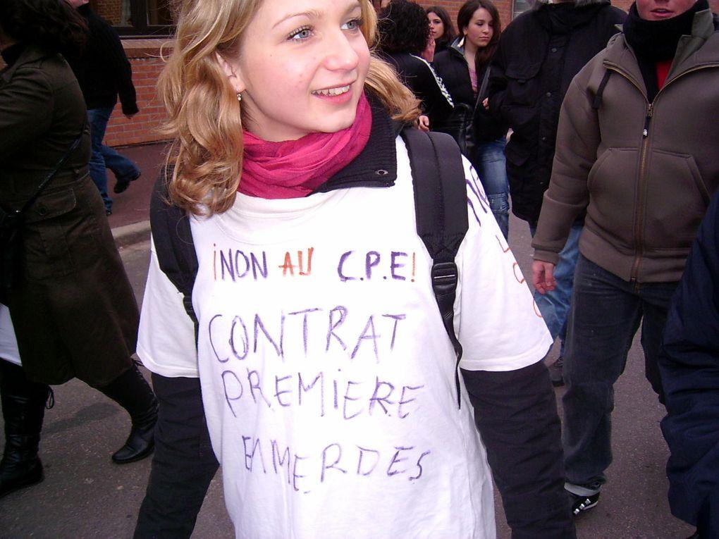 Album - Manifestations anti-CPE