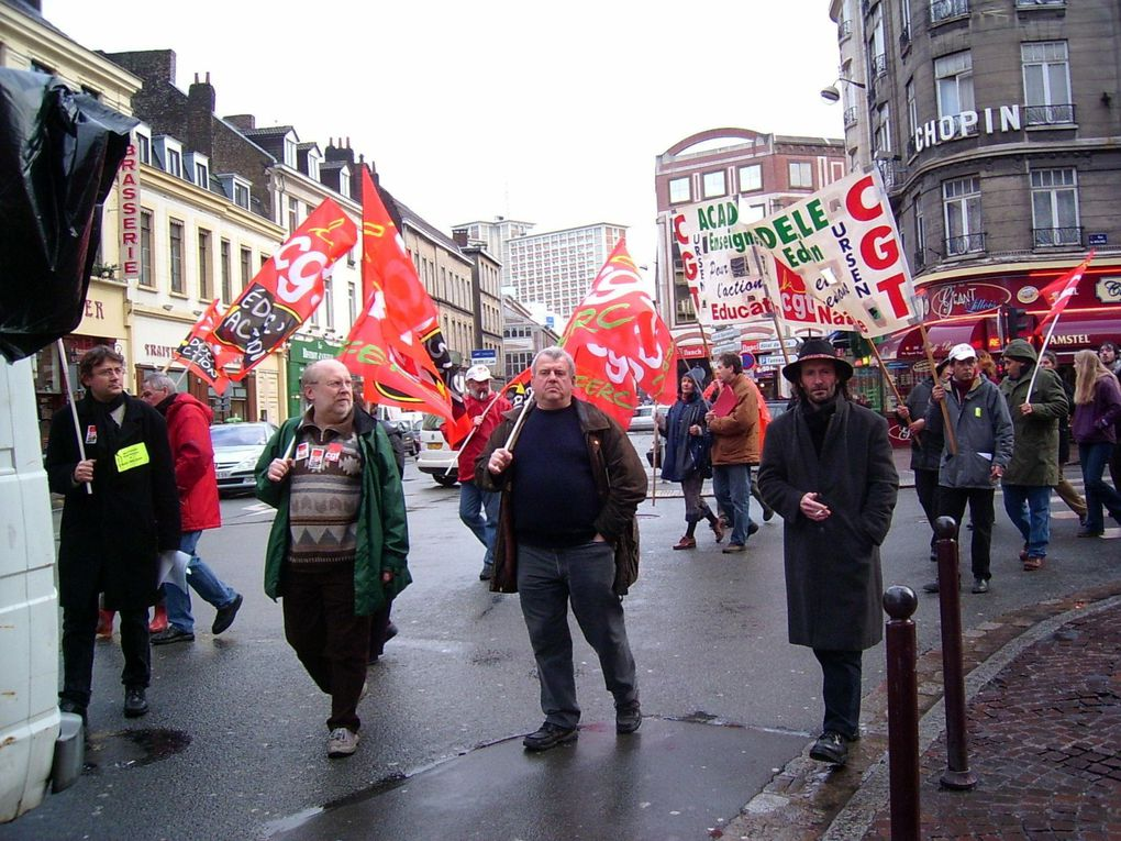 Album - Manifestation du 20/01/06