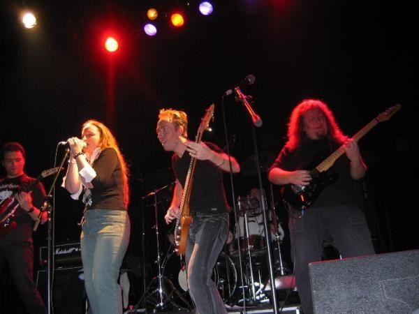 Album - Live - Téléthon 2004 - UAC Rambouillet