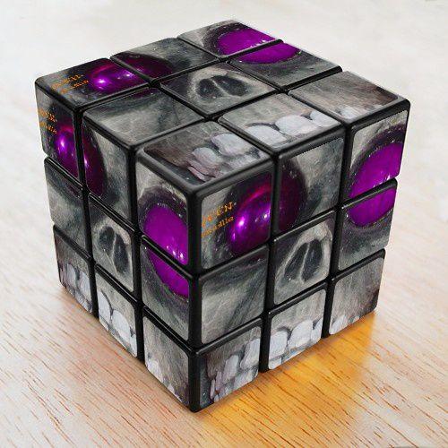 Album - Halloween rubik's cube