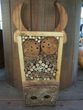 créations pour insectes auxiliaires