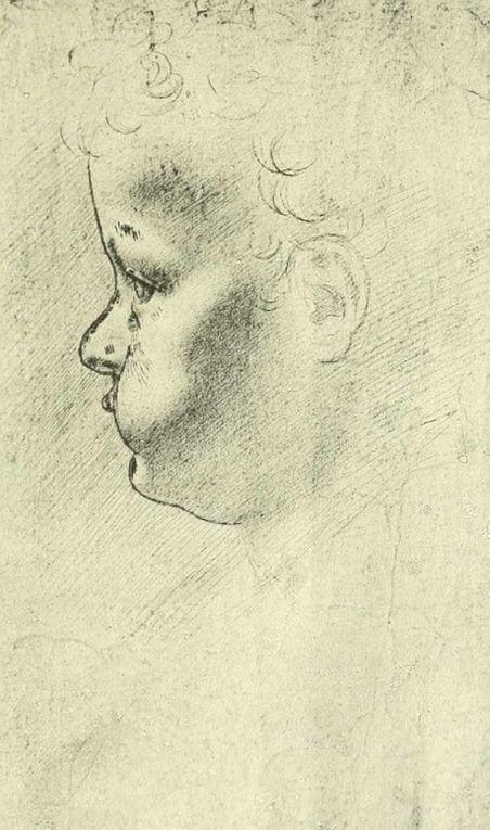 Quelques dessins et études de Léonard de Vinci-