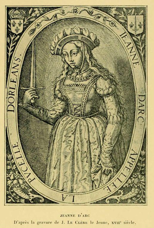 Album - Dessins-gravures-Jeanne-d-Arc-