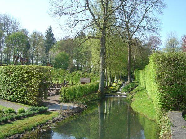Album - Jardins d'Annevoie ~ 04/2007