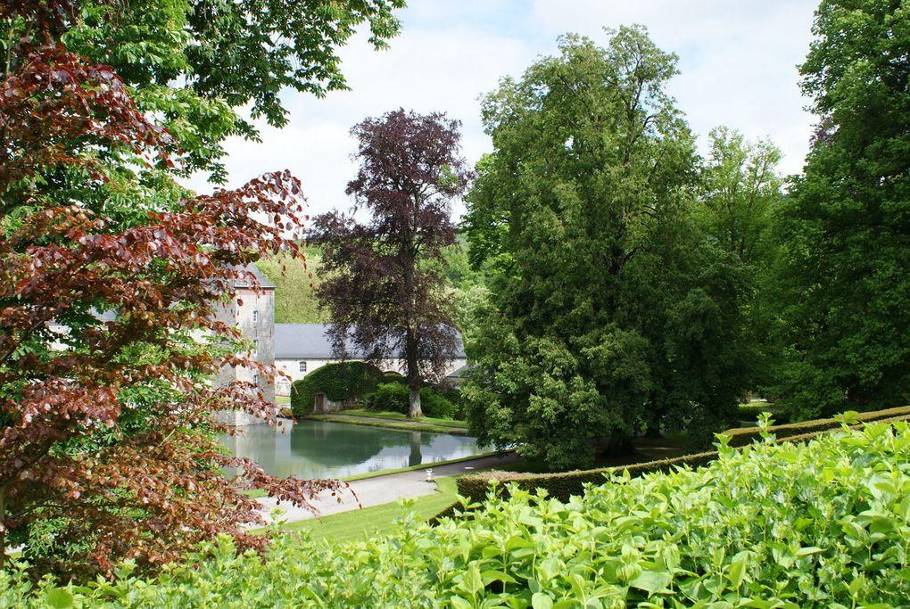 Album - Jardins d'Annevoie ~ 05/2009