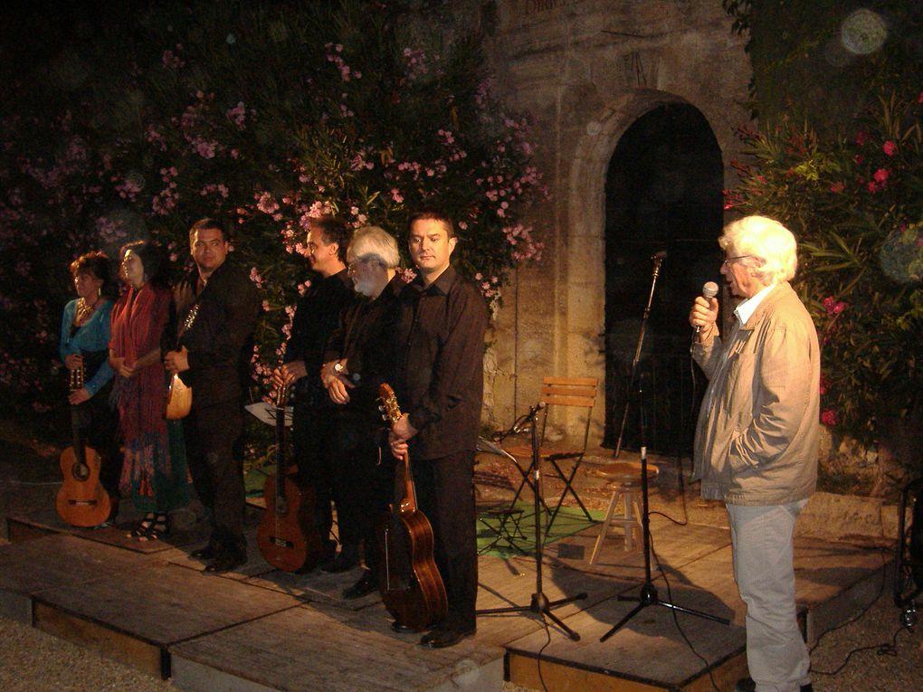 Album - festival Lambesc 2007