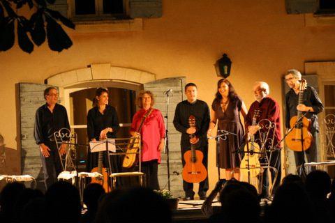 Album - festival Lambesc 2010