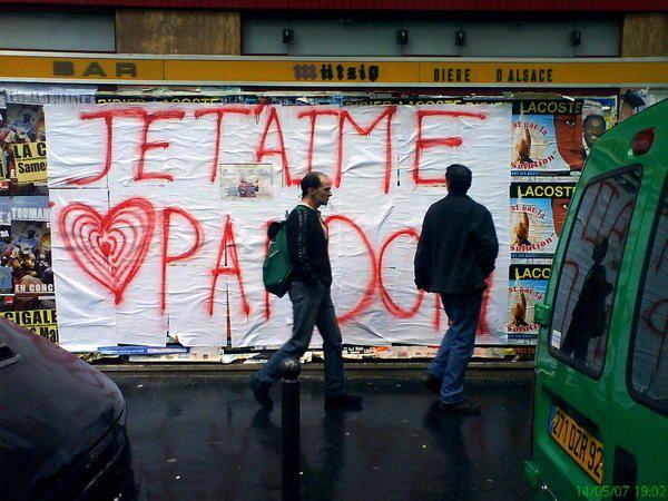 Album - Paris, 14 mai 2007