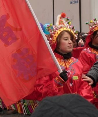 <p>Photos du d&eacute&#x3B;fil&eacute&#x3B; du Nouvel An Chinois (05/02/06)</p>