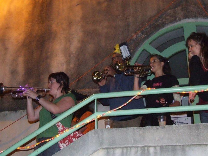 3 anniversaires groupes pour la fanfare des Kadors