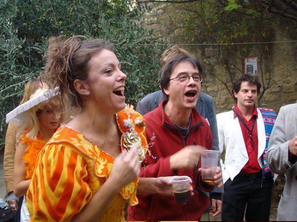 Election du nouveau bureauVillevieille 18/10/2008