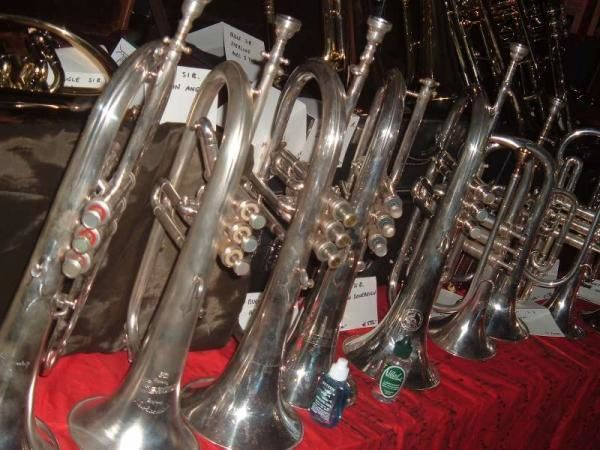 De belle photos de fanfare