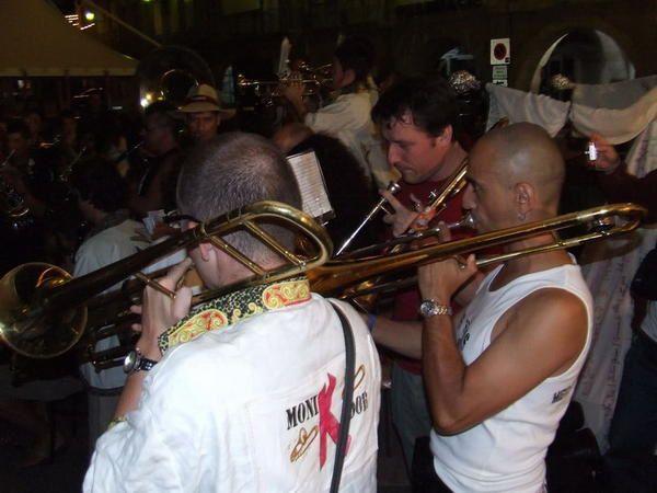 Festival Cuivro'foliz de Fleurance (Gers) 2008