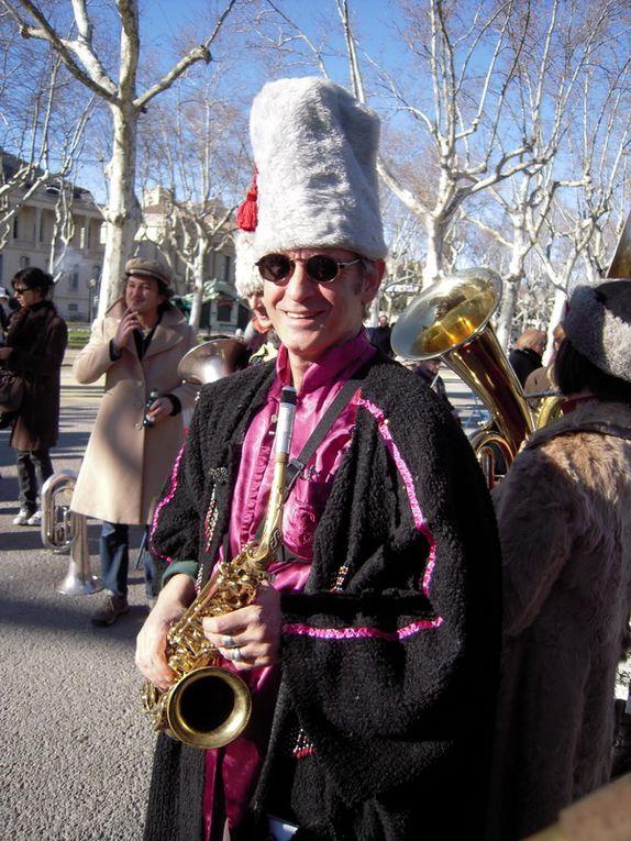 pour le don d'organe13/02/2010 montpellier