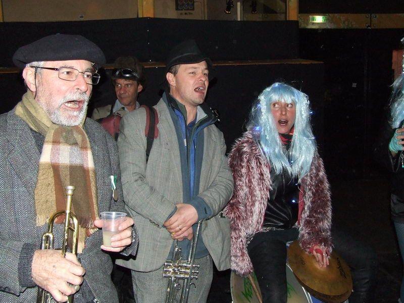La nuit n'importe quoi de Remi Gaillard au Rockstore Montpellier 19 decembre 2009