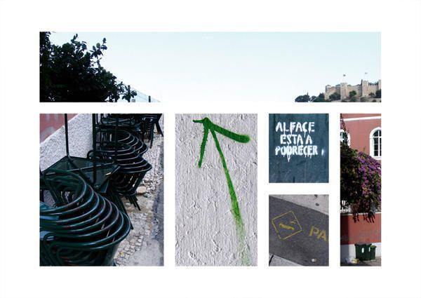 Un travail de mon cours de design visuel... un parcours photo dans le Bairro Alto &agrave&#x3B; la recherche de &quot&#x3B;signes graphiques&quot&#x3B; dans la ville...