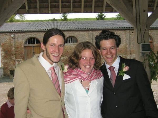 Photos du mariage de Cécile et Bertrand