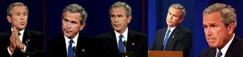 Bush sur le net et plus particuli&egrave&#x3B;rement sur des sites &nbsp&#x3B;am&eacute&#x3B;ricains...