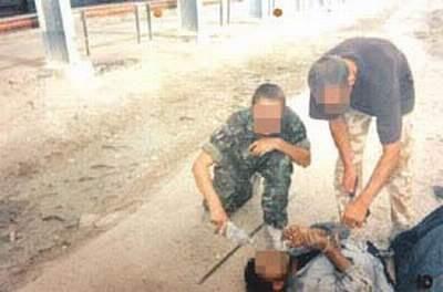 Quand Bush clame qu'il ne torture pas... preuve &agrave&#x3B; l'appui...
