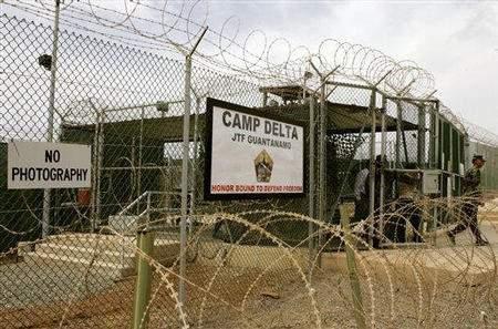 <p>Voil&agrave&#x3B; comment sont trait&eacute&#x3B;s les hommes &agrave&#x3B; Guantanamo, le goulag&nbsp&#x3B; ne devait pas &ecirc&#x3B;tre pire...</p>