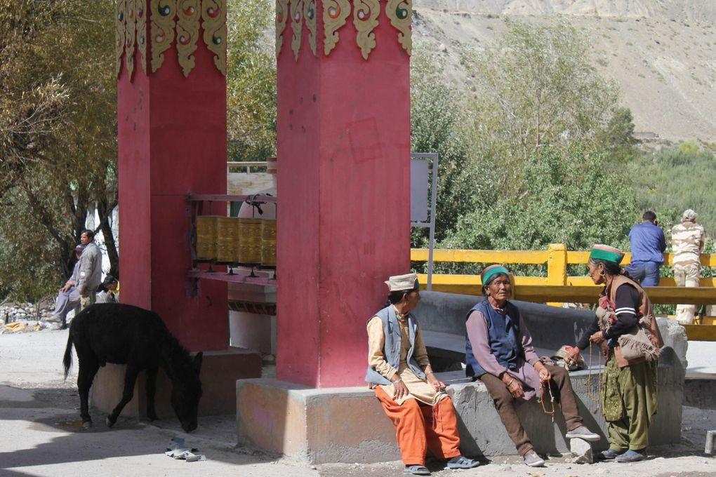 Delhi, Manali, Hampta pass, Kinnaur et Spiti
