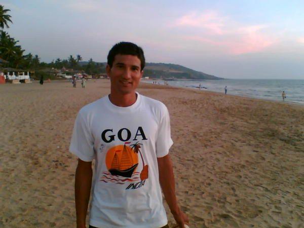 Mes vacances avec Ashu à Varanassi et Goa