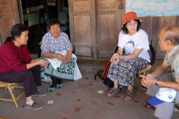 Presque 3 mois passés à Vang Vieng et la naissance du Sakura Café...
