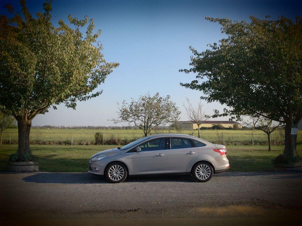 Album - Essai : Ford Focus 1.6 TDCi 115 4 portes