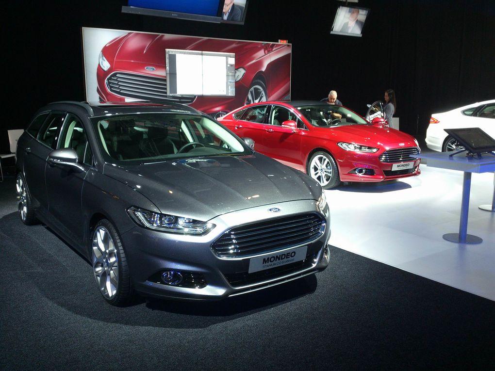 Mes quatre coups de coeur du Mondial 2012 : Jaguar F-Type, Ford Mondeo, Opel Adam et Kia pro_cee'd