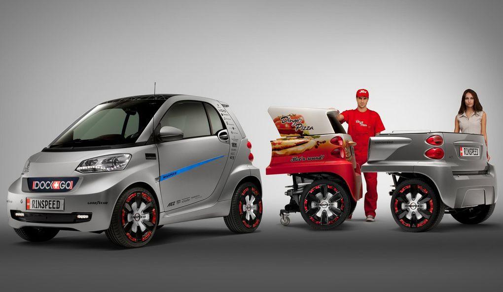 Salon de Genève 2012 : les nouveautés, les concept-cars et les hôtesses.