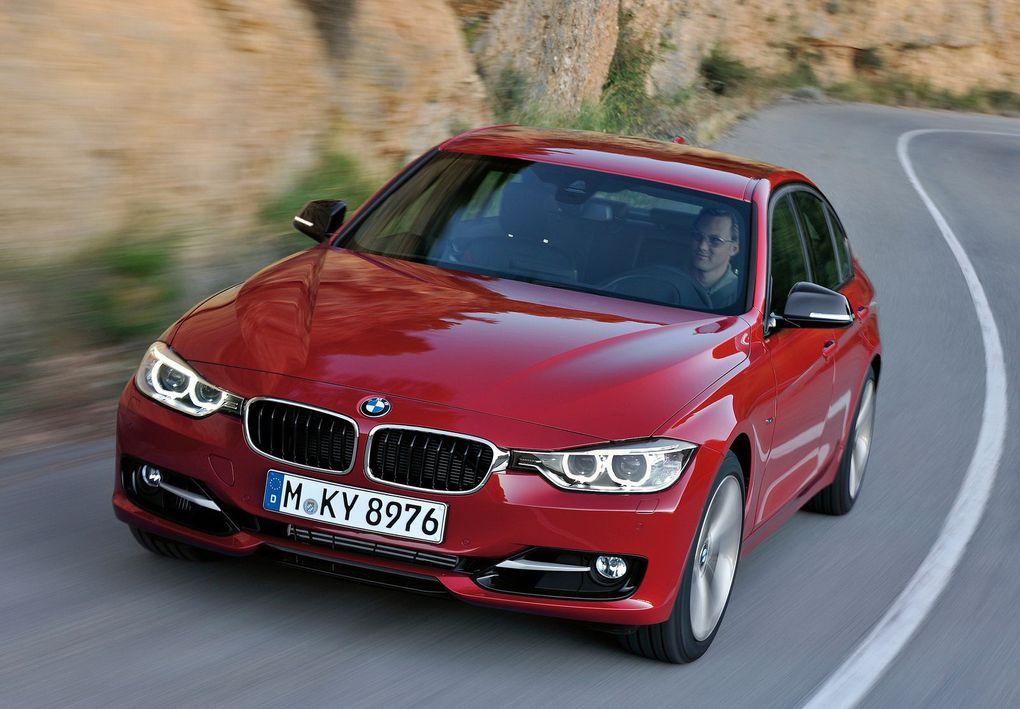 Album - BMW Série 3 F30 (2012)
