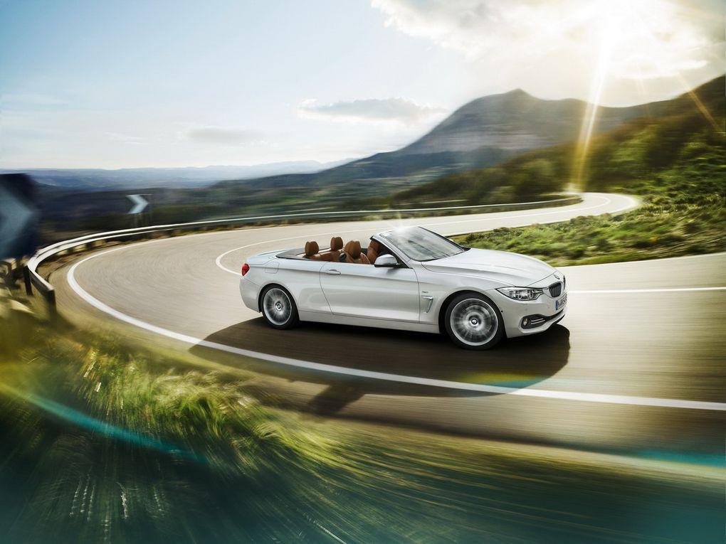 Album - BMW Série 4 Cabriolet (2014)