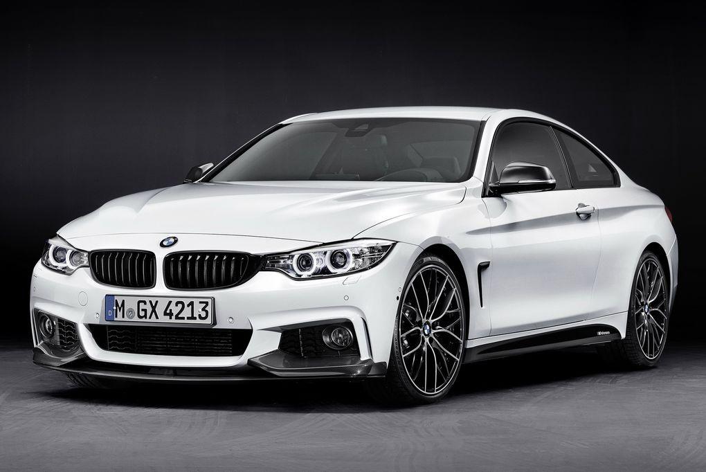 Album - BMW Série 4 Coupé Pack M (2013)