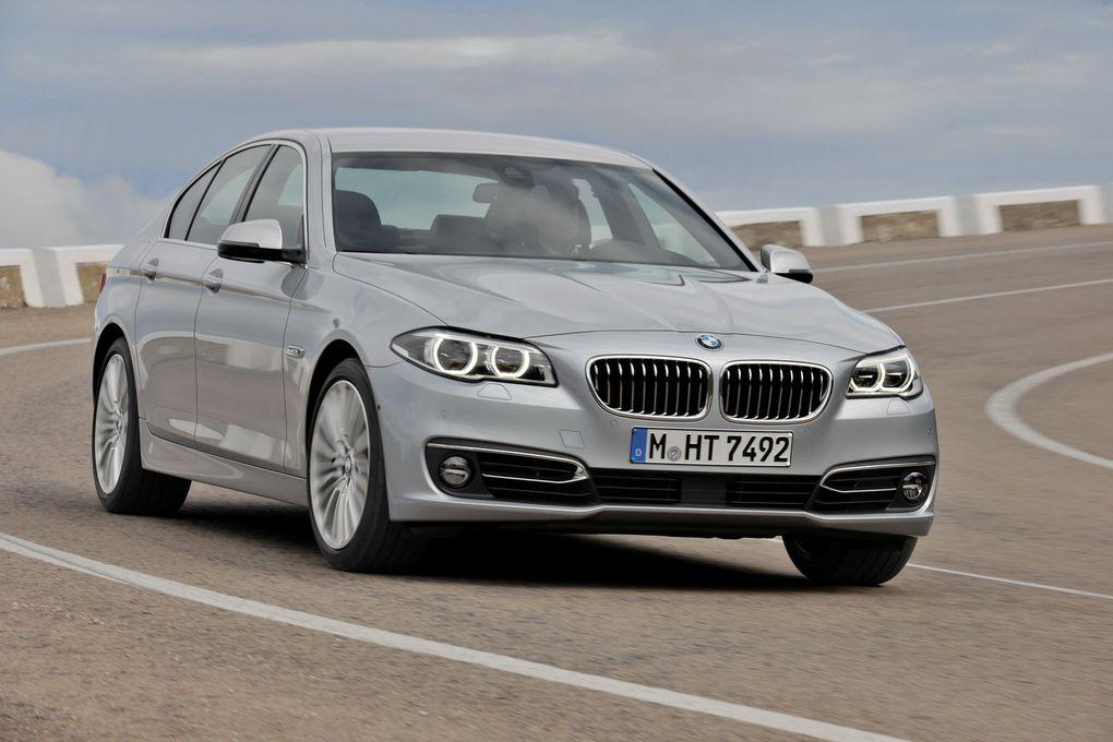 Album - BMW Série 5 (2013)