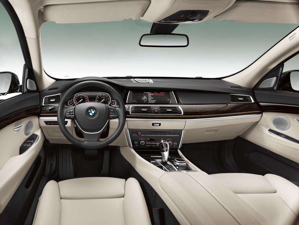 Album - BMW Série 5 Gran Turismo (2013)