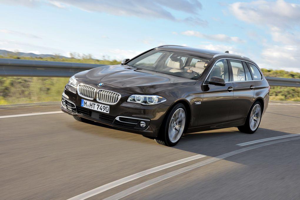 Album - BMW Série 5 Touring (2013)
