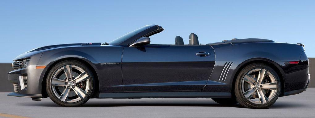 Album - Chevrolet Camaro ZL1 Cabriolet