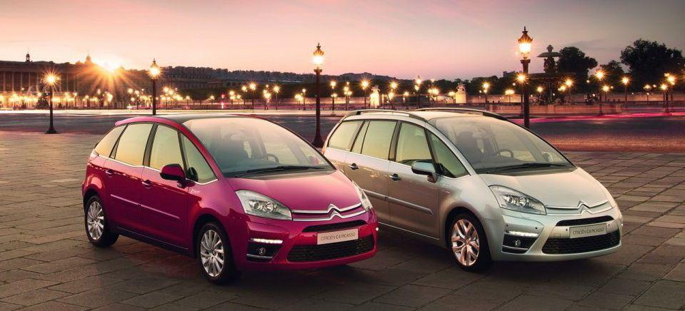 Le monospace de Citroën affine son regard et adopte des feux de jour à LED.