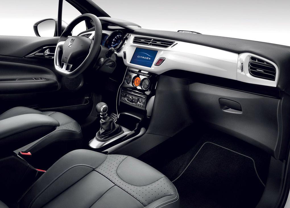 Album - Citroën DS3 (2009)
