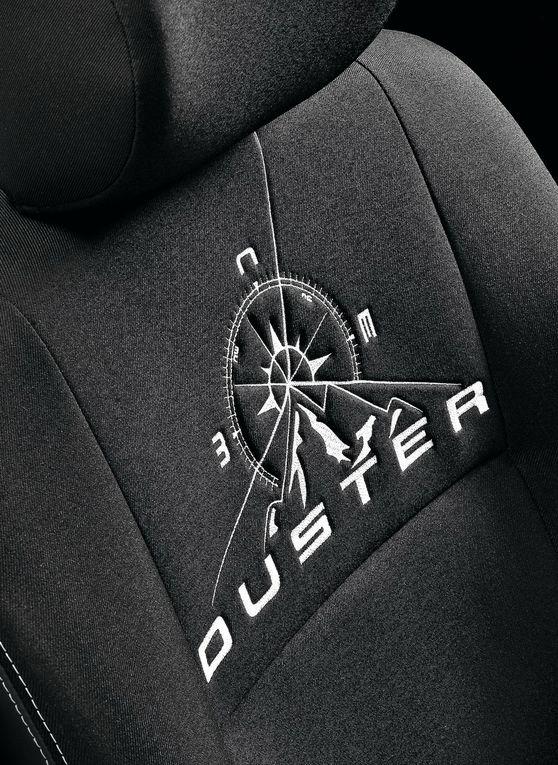 Cette série spéciale donne un look baroudeur au Duster. Il est livré avec un GPS Garmin.