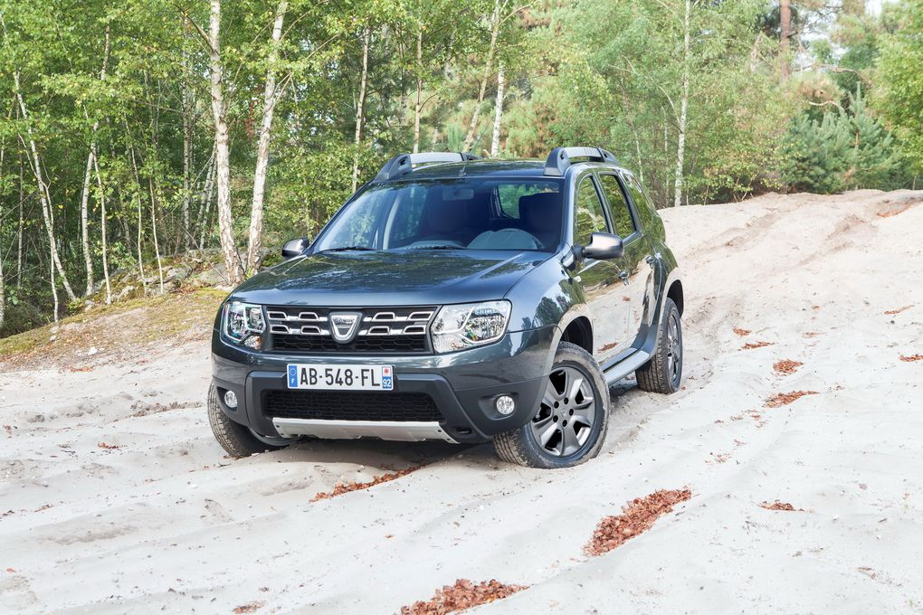 Album - Dacia Duster (2014)