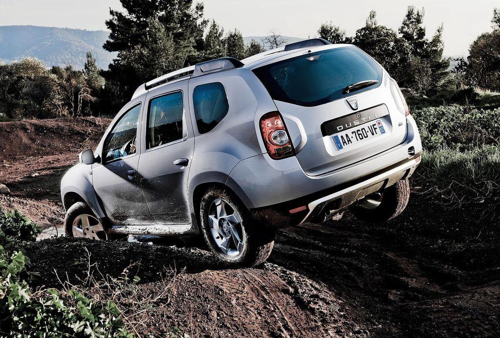 Après la Logan, Dacia lance le premier SUV à bas prix : le Duster.