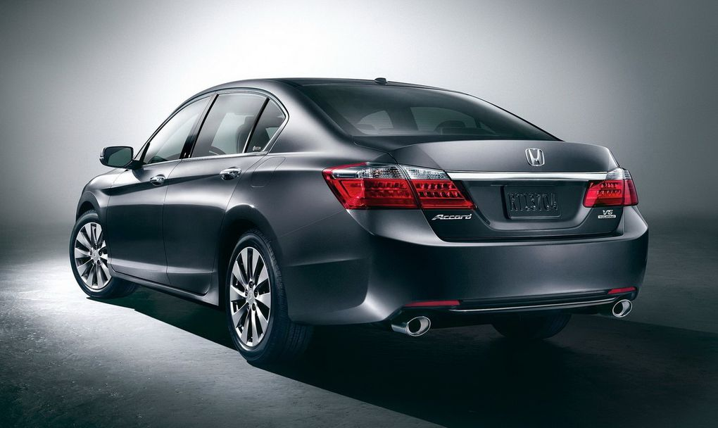 Album - Honda Accord US (2012)