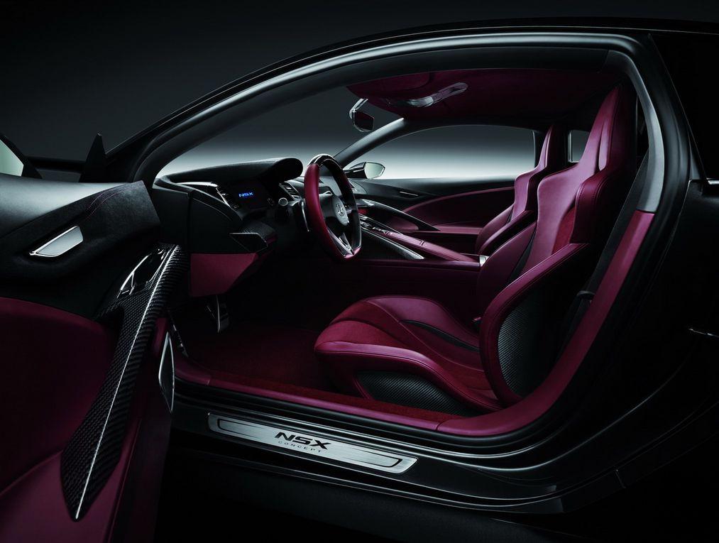 Album - Honda NSX Concept (2013)