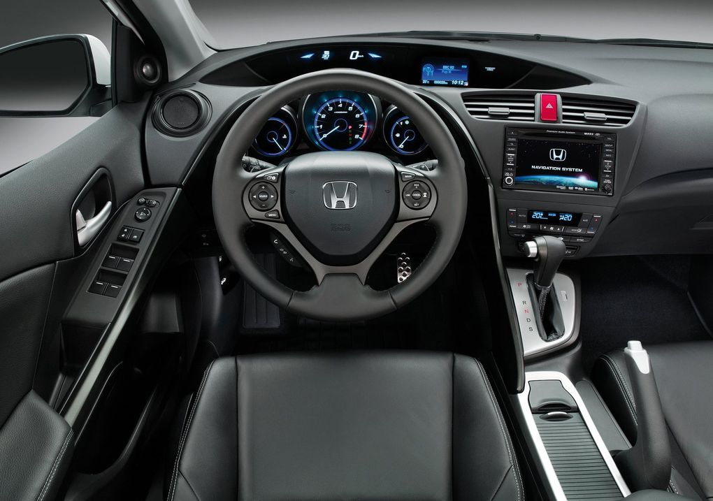 Album - Honda Civic (2012)