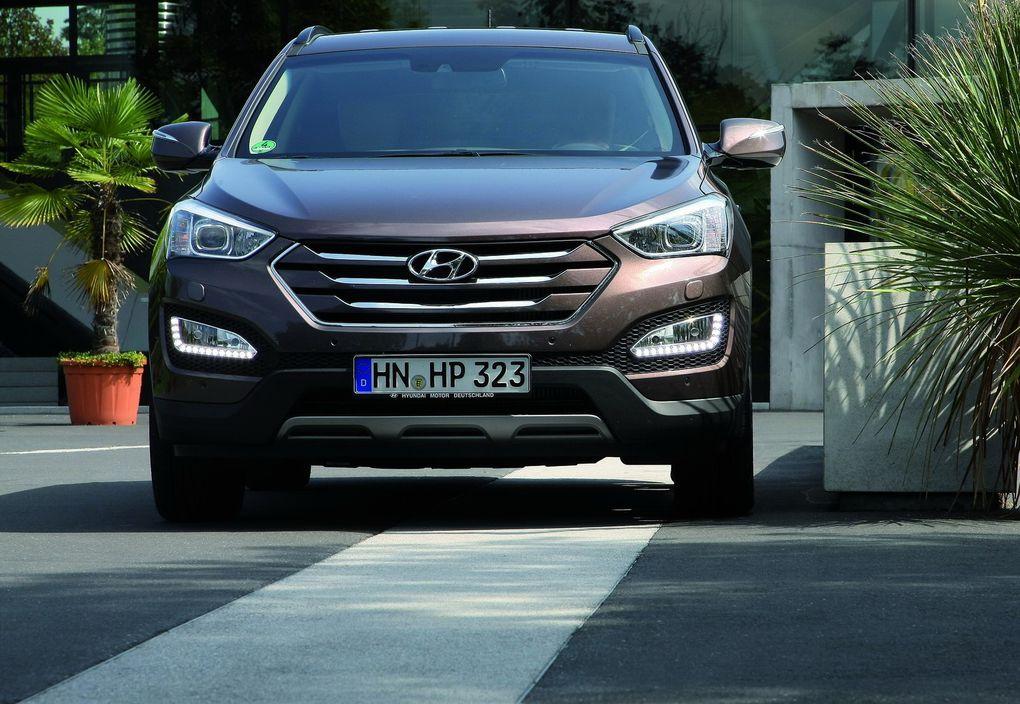 Album - Hyundai Santa Fe (2012)