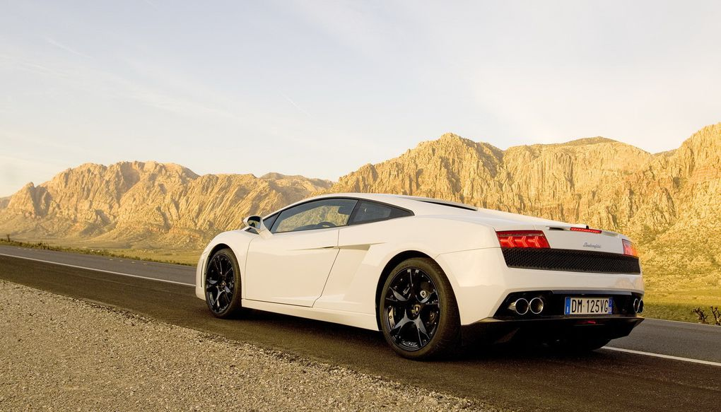 Album - Lamborghini Gallardo LP560-4