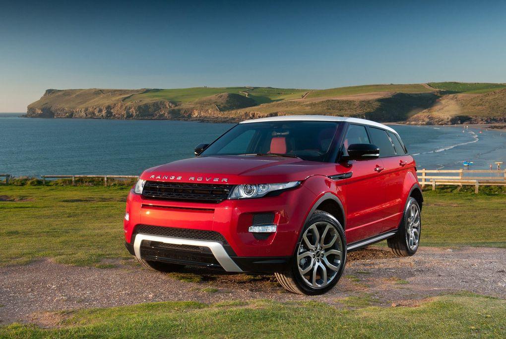 Album - Range Rover Evoque
