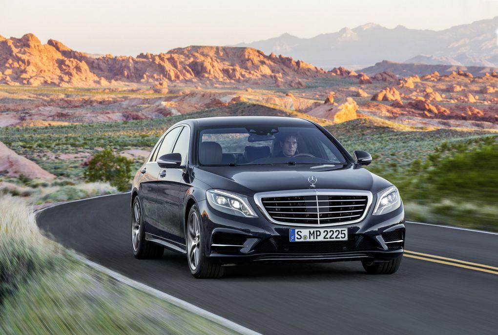 Album - Mercedes Classe S (2013)